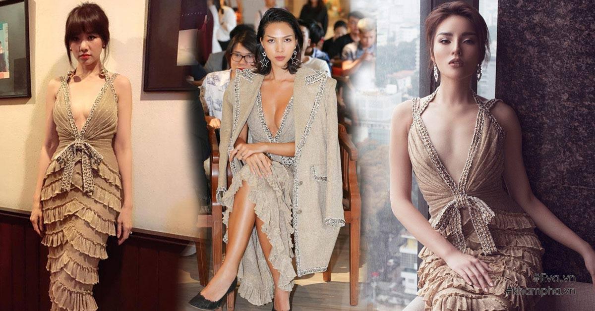 Quỳnh Anh Shyn lên đồ ấn tượng chẳng kém gì Phạm Hương, Minh Hằng trên thảm đỏ Elle Fashion Show - Ảnh 9.