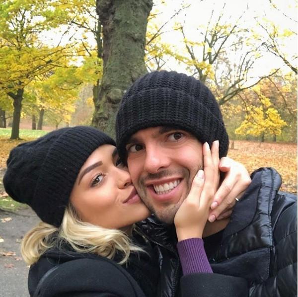 Những khoảnh khắc đẹp hút hồn của Kaka và vợ sắp cưới Carolina Dias - Ảnh 7.