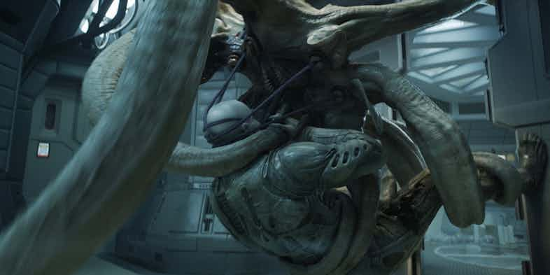 14 hiện thân ghê rợn của Alien đã xuất hiện trong thương hiệu phim suốt 4 thập kỷ - Ảnh 11.