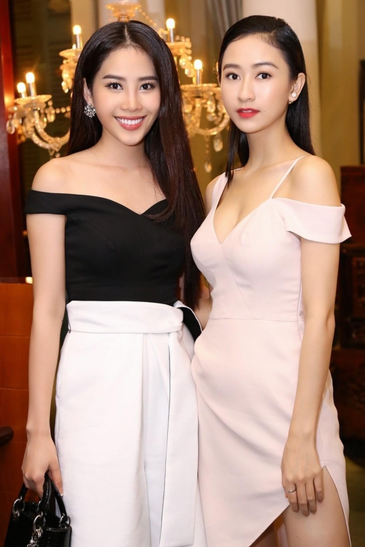 Phạm Hương, Nam Em và dàn mỹ nhân Vbiz kỳ vọng Hà Thu sẽ giành thứ hạng cao trong đêm chung kết Miss Earth 2017 - Ảnh 4.