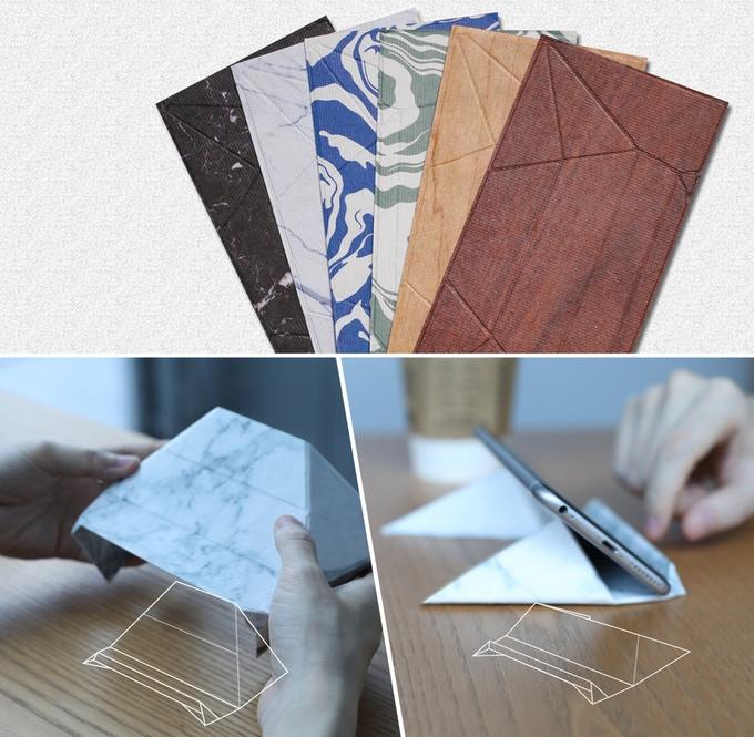 Chân đỡ origami đa năng sinh ra là để cày phim - Ảnh 6.