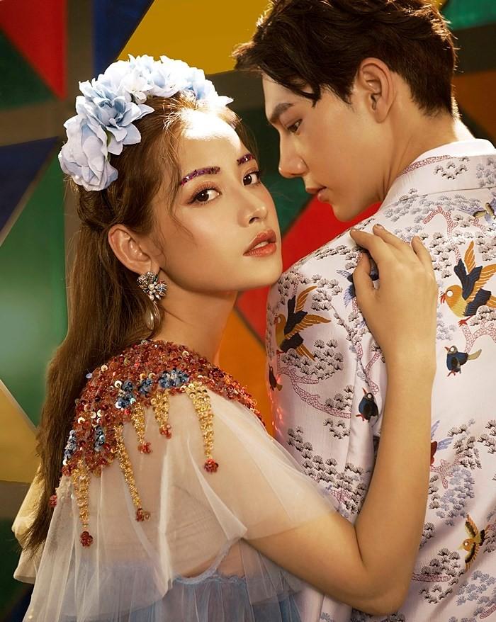 Chi Pu vướng nghi vấn hẹn hò bạn diễn Hàn Quốc trong MV Cho ta gần hơn - Ảnh 4.