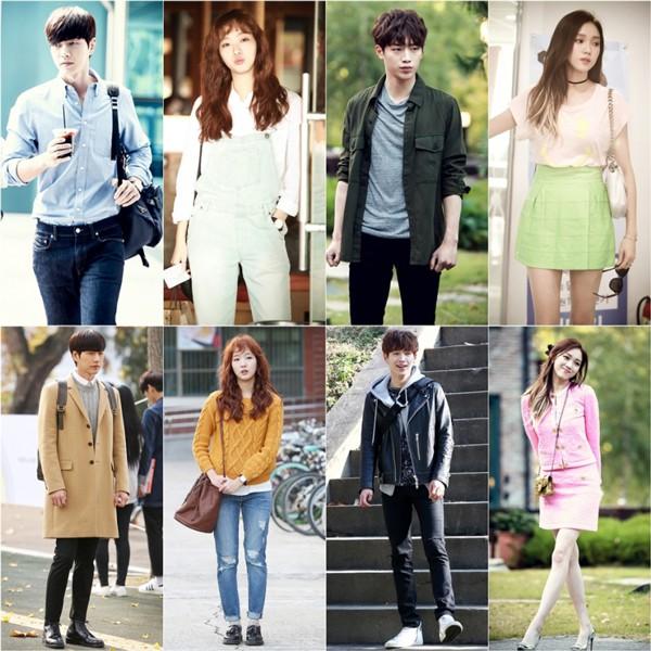 Từ hanbok tới thời trang hiện đại: Mãn nhãn với 8 phim Hàn có trang phục đẹp nhất màn ảnh - Ảnh 20.
