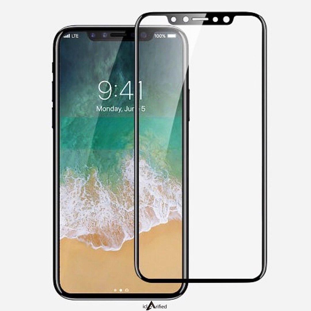 iPhone 8 lộ ảnh không viền màn hình đẹp chất ngất, cảm biến vân tay đặt ở nơi không tưởng - Ảnh 1.
