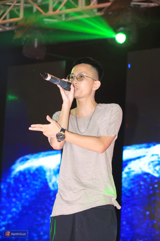 Kimmese và dàn DJ cuồng nhiệt cùng fan Hà Nội trong đêm nhạc EDM sôi động - Ảnh 11.