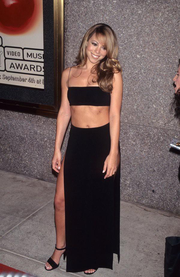 Giảm 11 kg nhờ phẫu thuật, Mariah Carey lấy lại vóc dáng không khác thời hoàng kim nhan sắc - Ảnh 3.