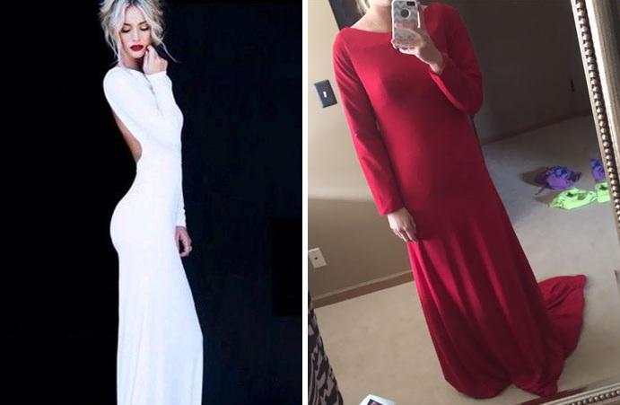 Những bộ váy prom thảm họa mua online biến công chúa thành phù thủy trong chớp mắt - Ảnh 22.