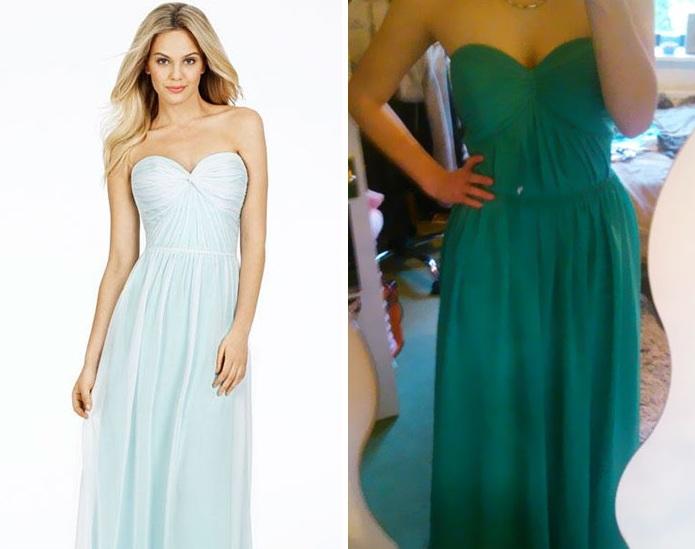 Những bộ váy prom thảm họa mua online biến công chúa thành phù thủy trong chớp mắt - Ảnh 16.
