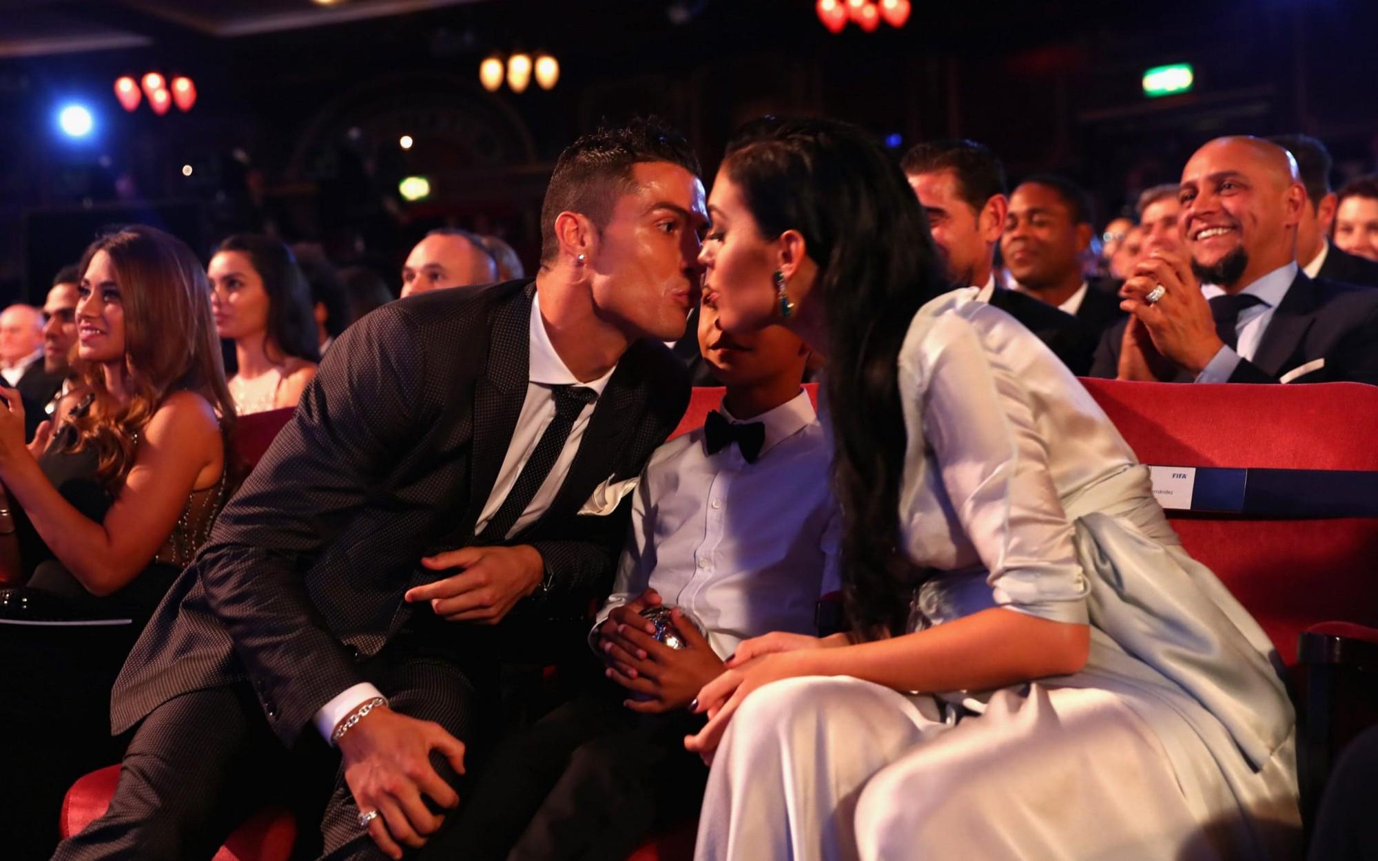 Ronaldo muốn giành 7 Quả bóng vàng và có 7... đứa con - Ảnh 4.