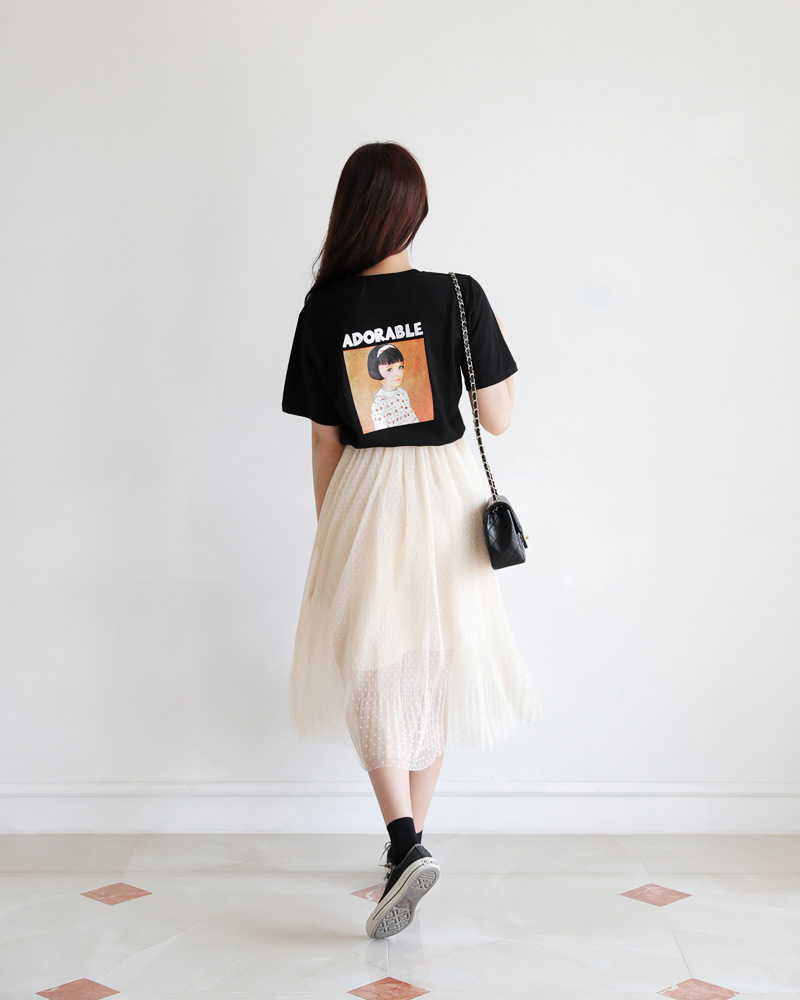 Vì sao phải sắm ngay áo phông họa tiết? Vì bạn sẽ hô biến được hàng loạt set đồ nổi bần bật như thế này chỉ trong một nốt nhạc - Ảnh 24.