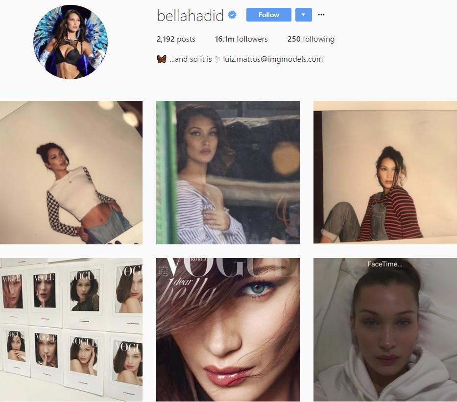 Bảng xếp hạng làng thời trang trên Instagram năm 2017: siêu mẫu Kendall Jenner xưng hậu, nhà mốt Chanel xưng vương - Ảnh 7.