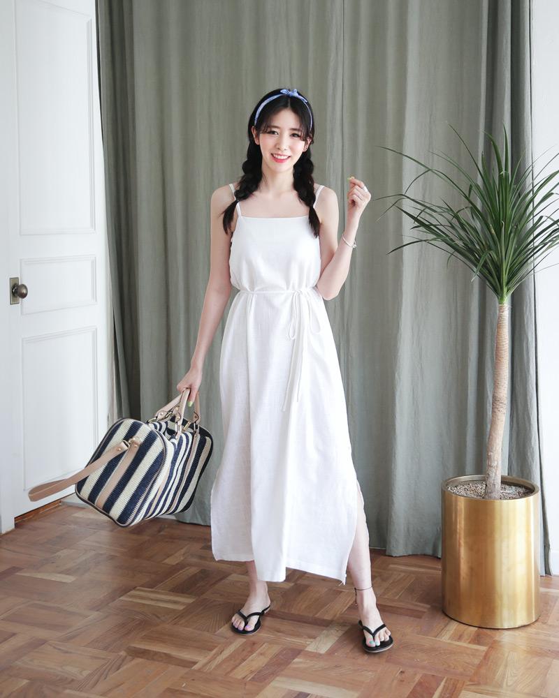 Ngoài váy hoa, hè này còn 5 kiểu váy khác cũng xinh và mát hết nấc - Ảnh 36.