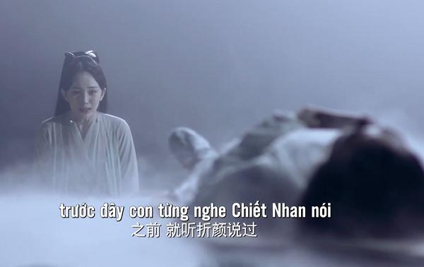 """""""Tam Sinh Tam Thế"""": """"Bỏng mắt"""" vì nụ hôn ngấu nghiến của Dạ Hoa và Bạch Thiển - Ảnh 6."""