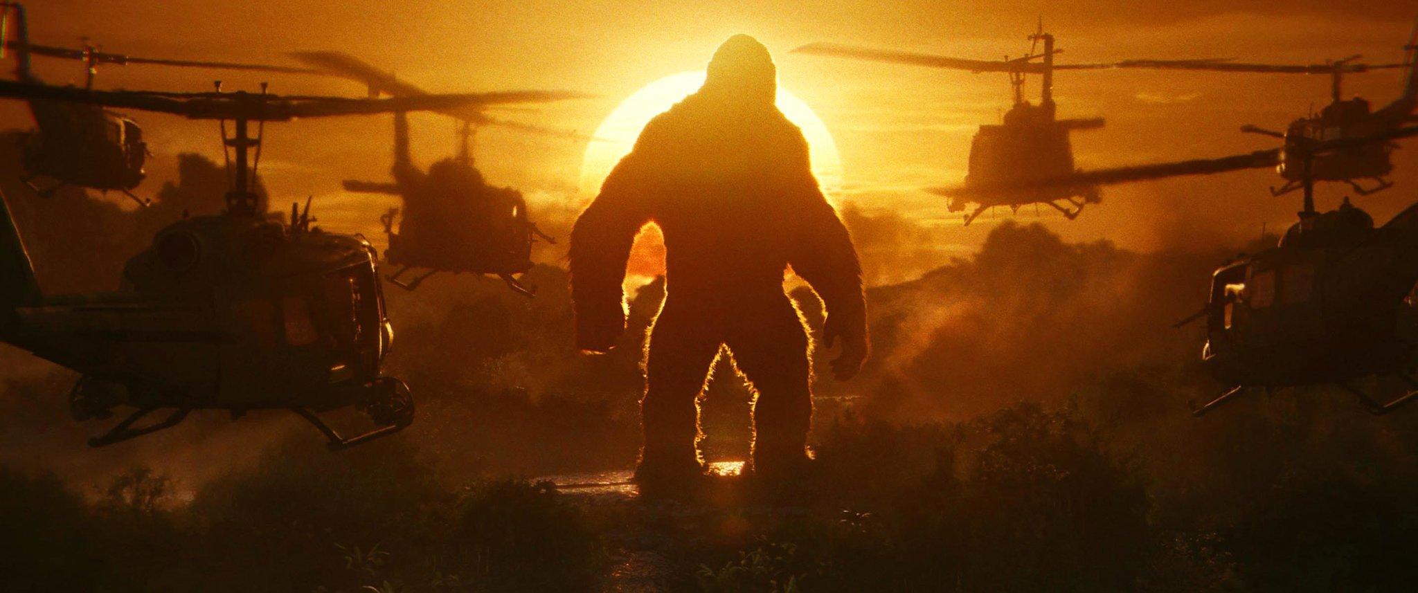 Kong - Vị vua quyền lực của nền điện ảnh Hoa Kỳ - Ảnh 6.
