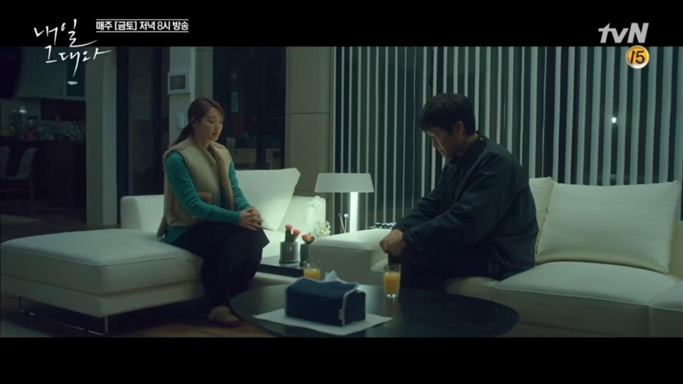 """""""Tomorrow With You"""": Thót tim vì Shin Min Ah tự """"chui đầu vào rọ"""" - Ảnh 11."""
