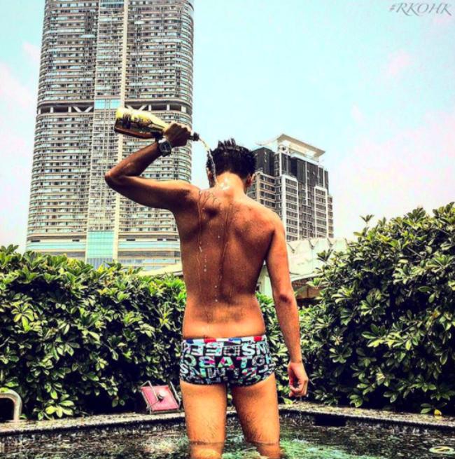 Sau các kiểu hội con nhà giàu, giờ đến lượt những cậu ấm cô chiêu Hong Kong thể hiện rồi - Ảnh 25.