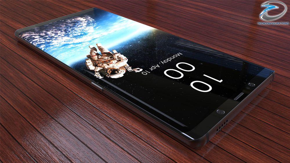 Chiêm ngưỡng ý tưởng Galaxy Note 8 đẹp không để đâu cho hết - Ảnh 5.