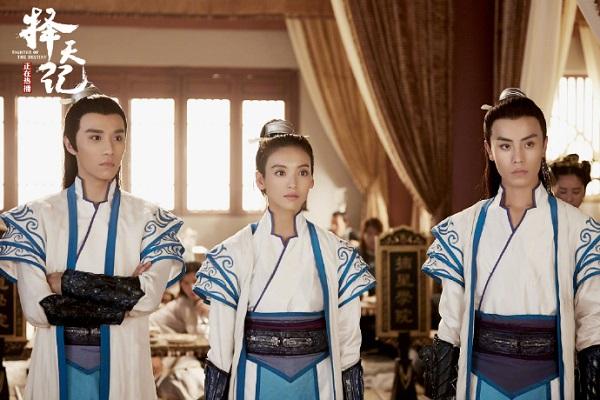 """""""Trạch Thiên Ký"""": Ơn giời, """"Trường Sinh"""" Luhan đã tẩy tủy thành công! - Ảnh 4."""