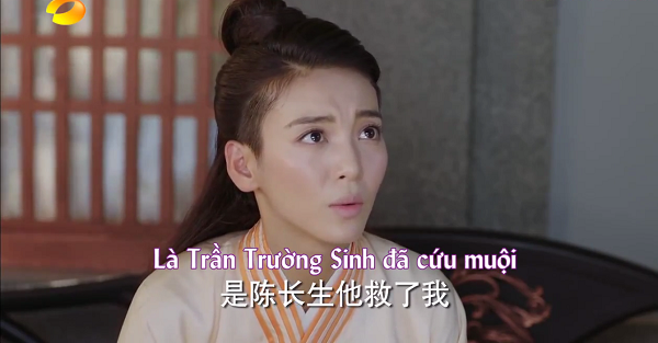 """""""Trạch Thiên Ký"""": Hậu cung của Luhan nạp thêm một phi tần mới toanh! - Ảnh 6."""