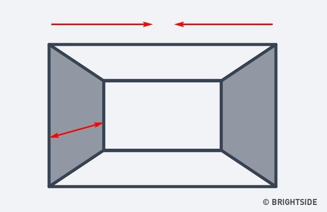 7 cách hô biến căn phòng của bạn trở nên rộng lớn hơn chỉ nhờ ảo ảnh thị giác - Ảnh 6.