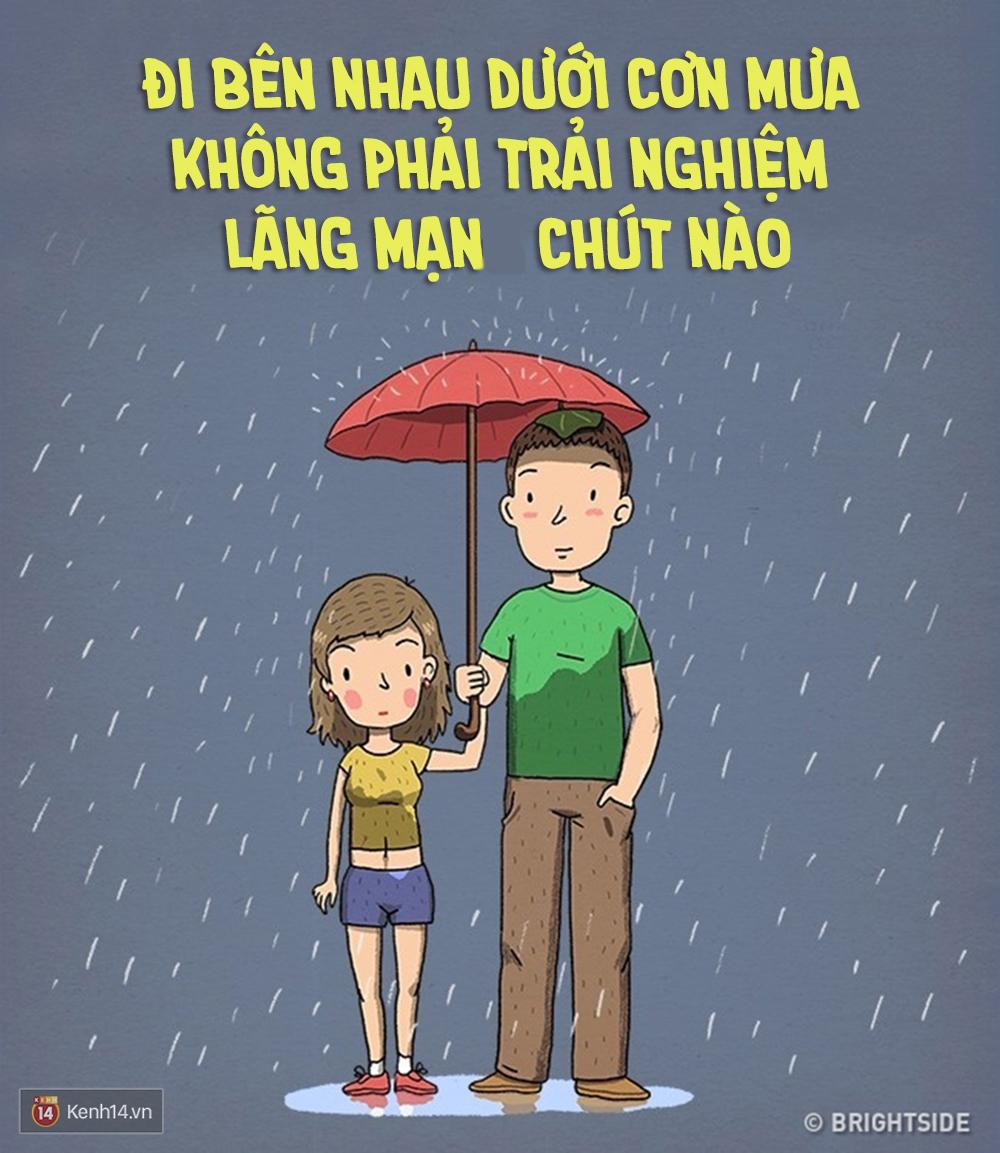 Những tình huống dở khóc dở cười khi yêu một anh chàng cao kều - Ảnh 9.