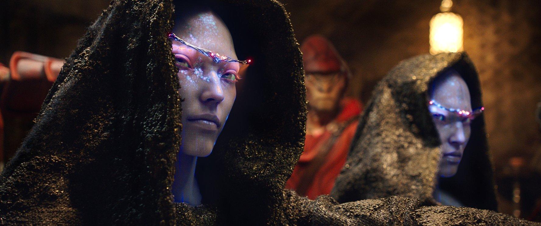 Valerian và Thành Phố Ngàn Hành Tinh - Ai cần nội dung phức tạp khi phim quá lộng lẫy - Ảnh 6.
