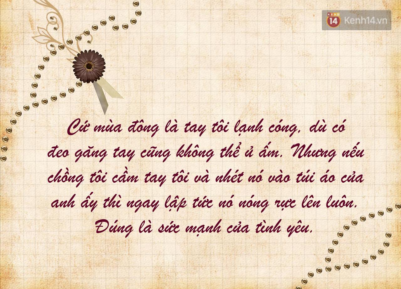 Có thể tình yêu không vĩnh cửu, nhưng khoảnh khắc hạnh phúc sẽ mãi vĩnh cửu trong tình yêu - Ảnh 7.