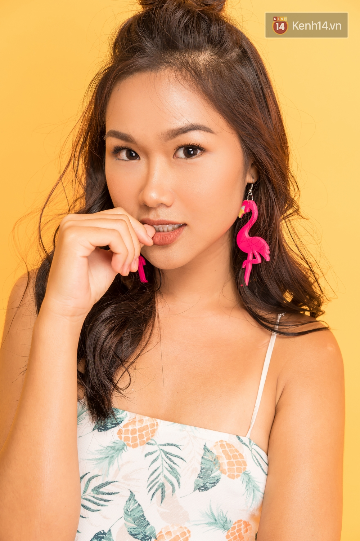 Clip: Bí kíp makeup không chảy, không đổ dầu mà vẫn có độ glow bóng khỏe cho ngày hè từ beauty blogger Trisha Đỗ - Ảnh 6.