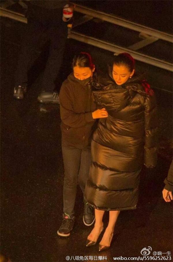 Mang thai vẫn bạt mạng đóng phim, chỉ có thể là 6 nữ diễn viên Hoa Ngữ này! - Ảnh 6.
