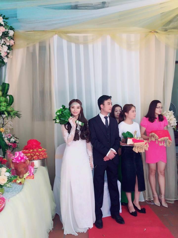 Cận cảnh nhan sắc vợ sắp cưới xinh đẹp của Trần Tú (Người Phán Xử) - Ảnh 1.