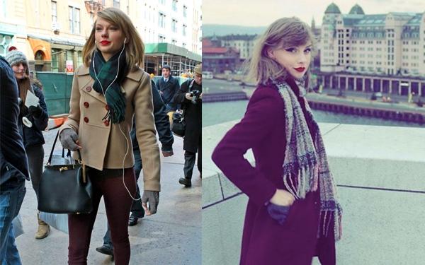 Muốn xinh như Taylor Swift, bạn chỉ cần học makeup và mix đồ như cô gái này - Ảnh 3.