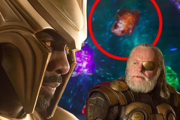 Giải mã những chi tiết hấp dẫn liên quan đến cái kết của Thor: Ragnarok - Ảnh 6.