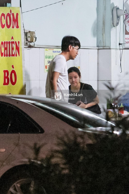 Midu tiếp tục bị bắt gặp tình tứ với bạn thân của Phan Thành trên phố - Ảnh 10.