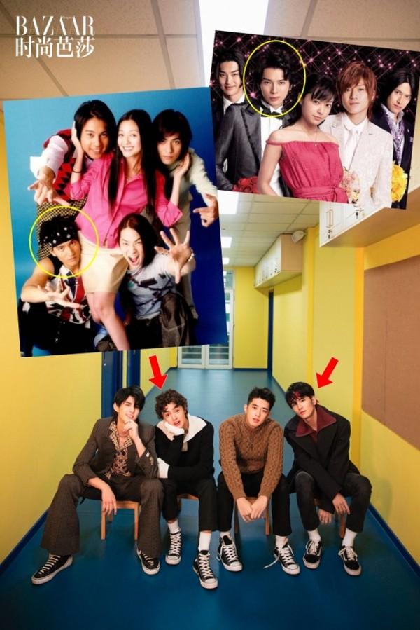 Lộ diện F4 Vườn Sao Băng phiên bản mới: Trẻ trung và đẹp trai kiểu Hàn Quốc! - Ảnh 6.