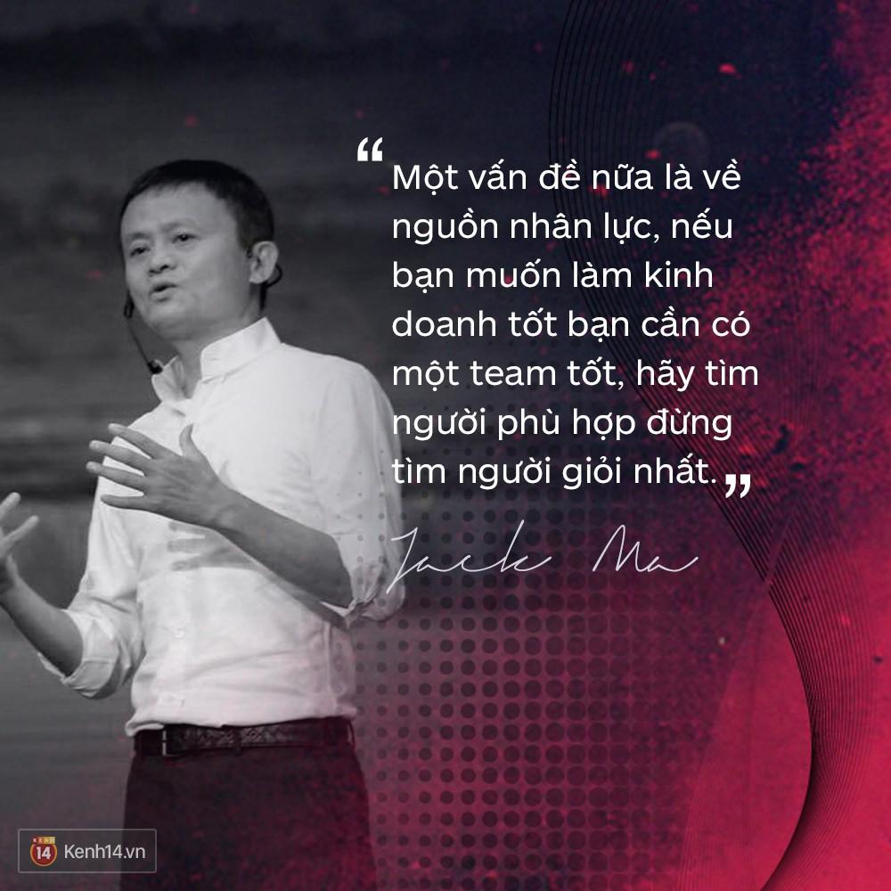 Loạt phát ngôn đầy cảm hứng tỷ phú Jack Ma vừa gửi đến các bạn trẻ Việt Nam - Ảnh 5.