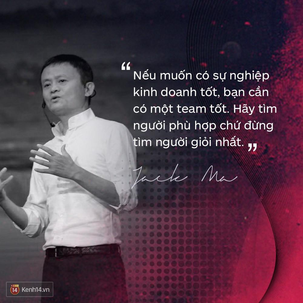 Loạt phát ngôn đầy cảm hứng tỷ phú Jack Ma vừa gửi đến các bạn trẻ Việt Nam - Ảnh 6.