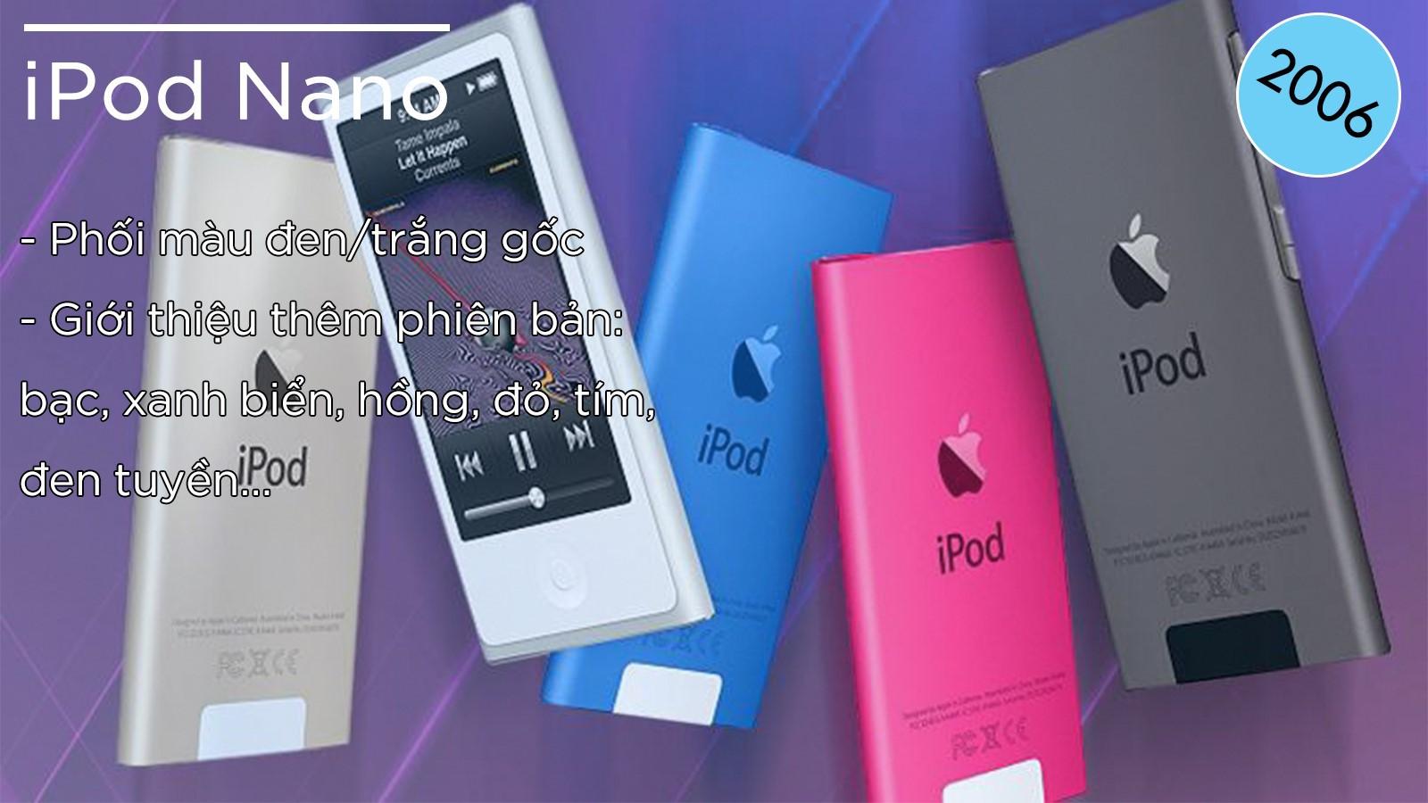 Từ Apple I đến iPhone X: Lịch sử màu sắc 3 chìm 7 nổi của Apple - Ảnh 6.