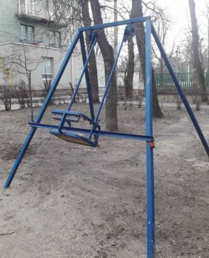 12 thảm họa sân chơi trẻ em của những kiến trúc sư không có tâm cho lắm - Ảnh 17.