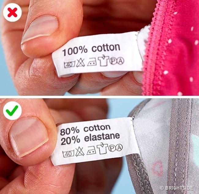 10 quy tắc mặc đồ lót chuẩn không cần chỉnh mà bất kỳ phụ nữ nào cũng nên biết - Ảnh 11.