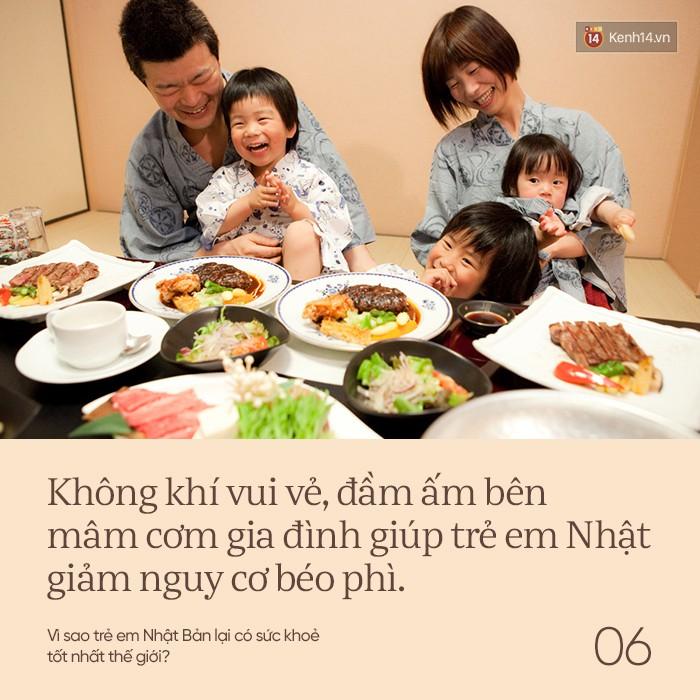 Vì sao trẻ em Nhật Bản lại có sức khỏe tốt hàng đầu thế giới? - Ảnh 6.