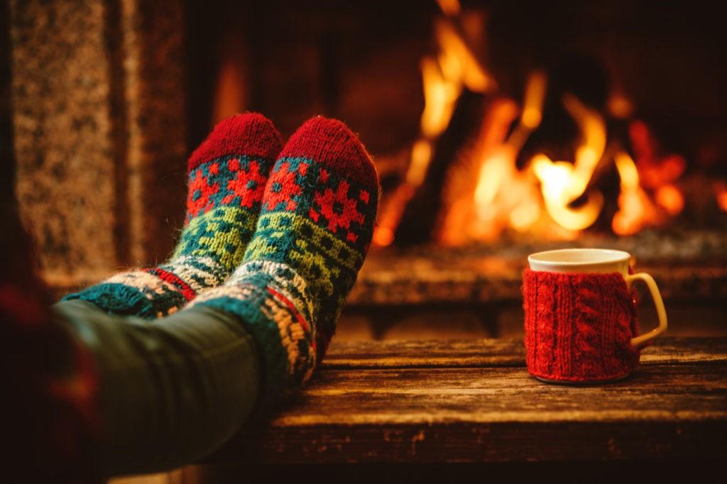 Những bộ phận nhất định phải giữ ấm ngay lập tức để hạn chế mắc các bệnh do trời lạnh gây ra - Ảnh 5.