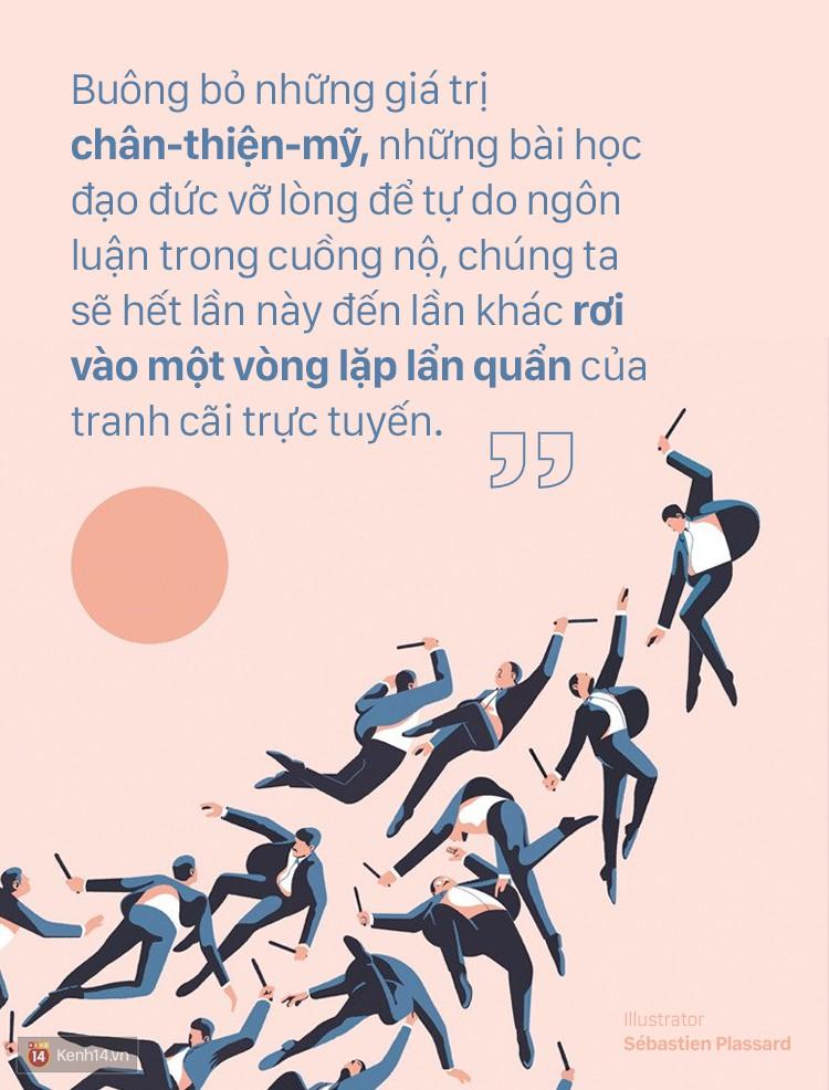 """Từ nghiên cứu bị ném đá của PGS - TS Bùi Hiền: Khi cư dân mạng dùng những từ ngữ xấu xí nhất để """"bảo vệ sự trong sáng của tiếng Việt - Ảnh 6."""
