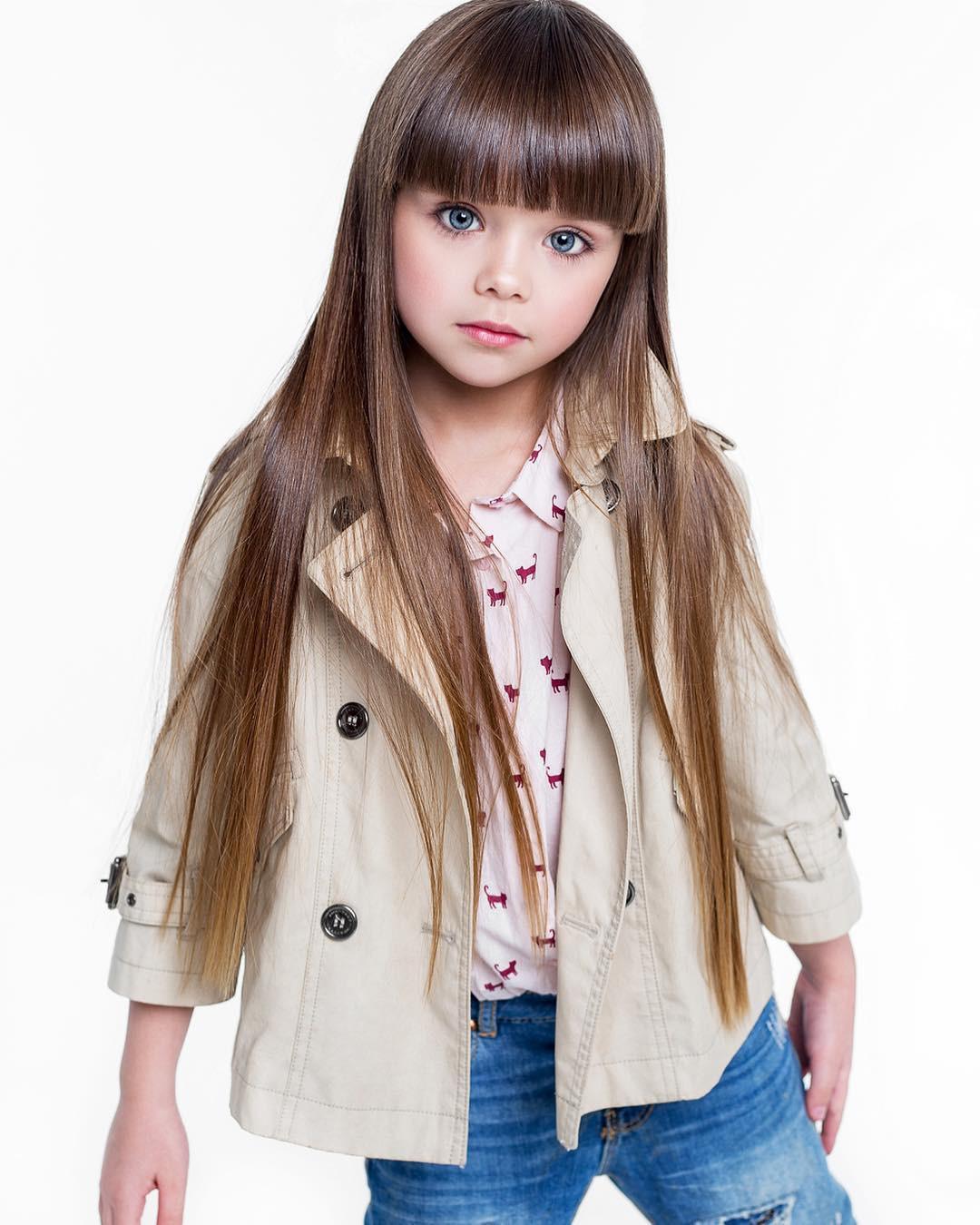 Chiêm ngưỡng dung nhan của bé gái xinh nhất thế giới - Ảnh 9.