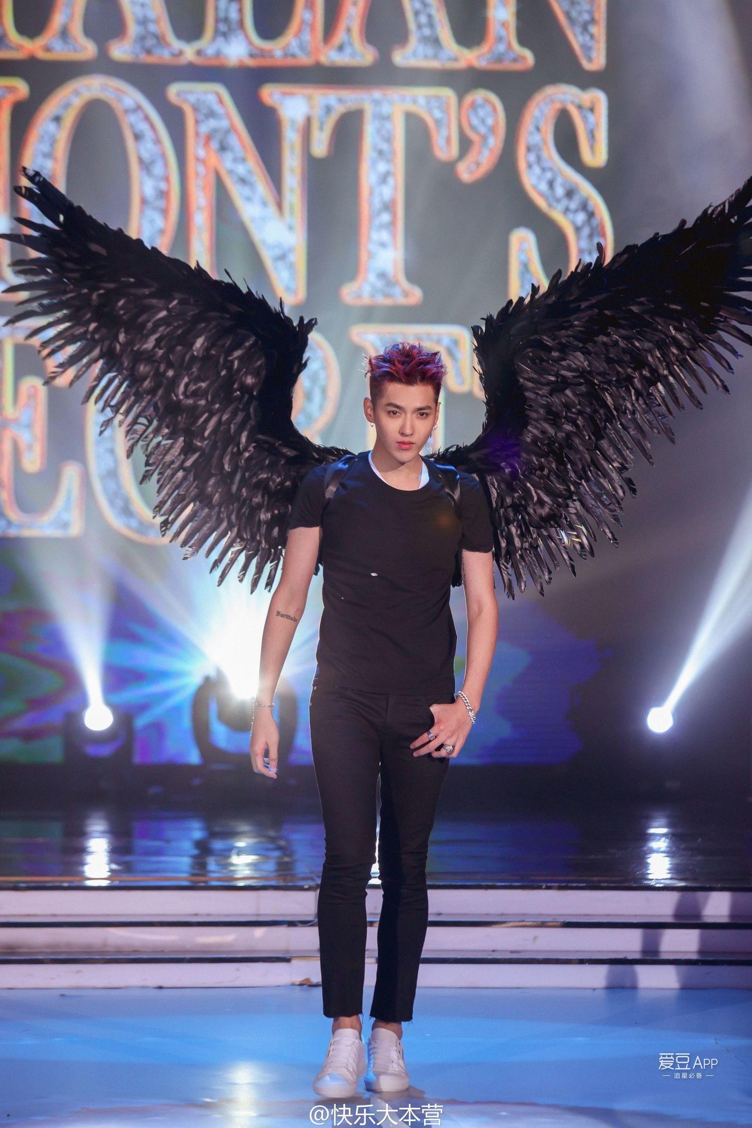 Hóa ra Dương Mịch, Angela Baby... đều đã từng đeo cánh ăn theo các thiên thần Victorias Secret và trổ tài catwalk - Ảnh 4.