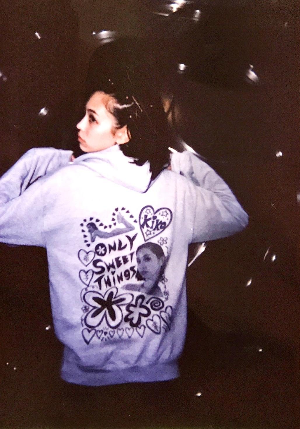 Bạn gái tin đồn của G-Dragon Kiko Mizuhara ra mắt thương hiệu thời trang riêng - Ảnh 4.