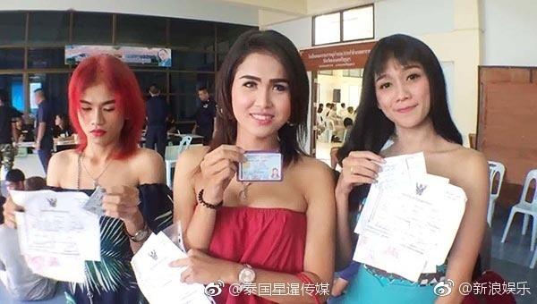 Hoa hậu Chuyển giới Thái Lan thu hút sự chú ý khi đi khám nghĩa vụ quân sự - Ảnh 10.