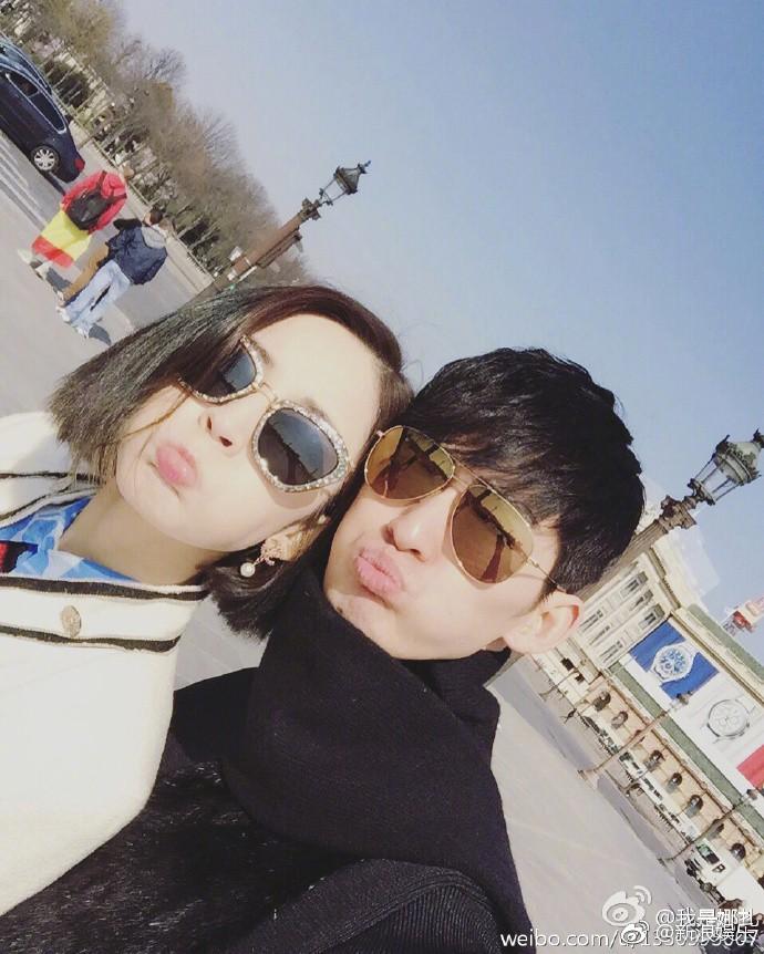 HOT: Trương Hàn - Cổ Lực Na Trát bất ngờ thông báo chia tay sau 3 năm hẹn hò - Ảnh 2.