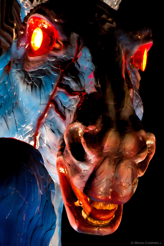 7 bức tượng khiến bạn vừa có cảm giác thích thú, vừa rùng mình run sợ - Ảnh 3.