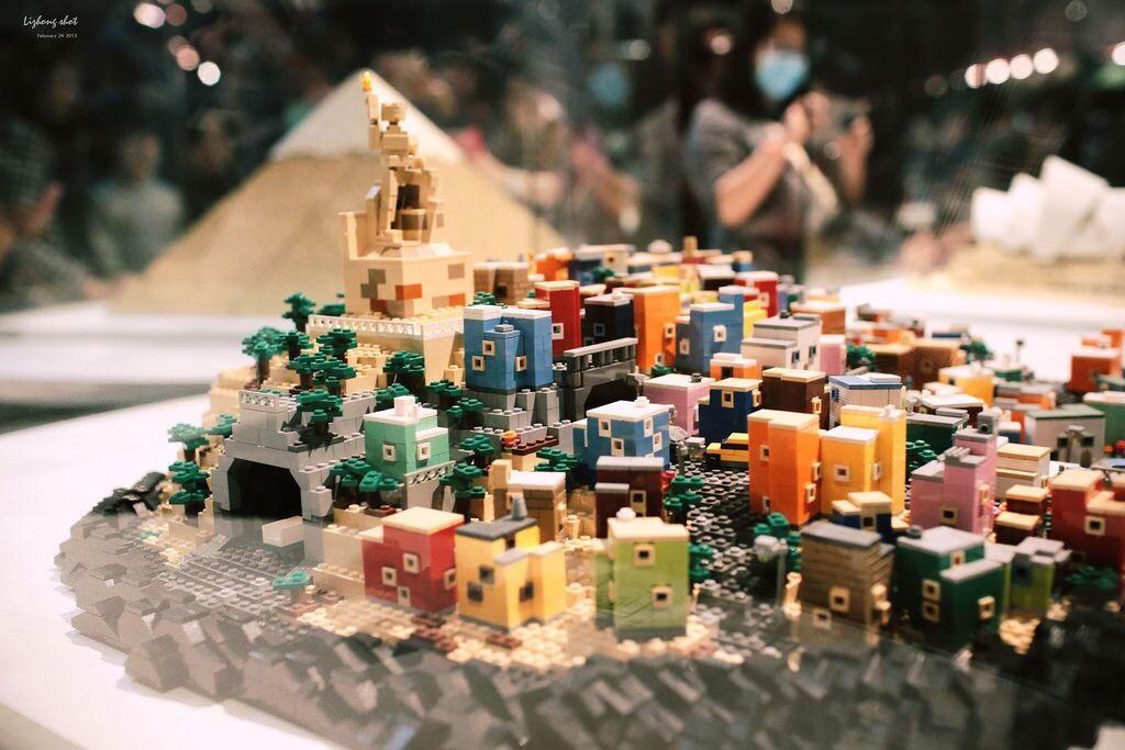 Ngắm 15 công trình LEGO tỉ mỉ khiến cả người không chơi cũng mê tít - Ảnh 19.