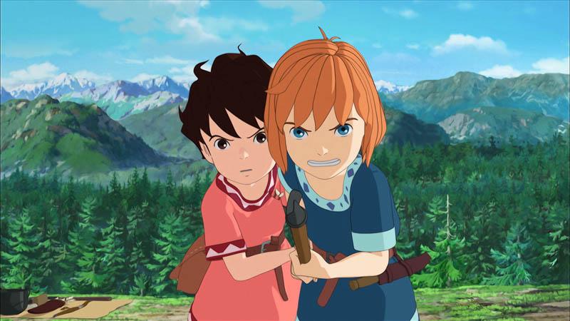 Ghibli Studio tiếp tục đề cao tiếng nói của trẻ em bằng series Ronja - Ảnh 8.